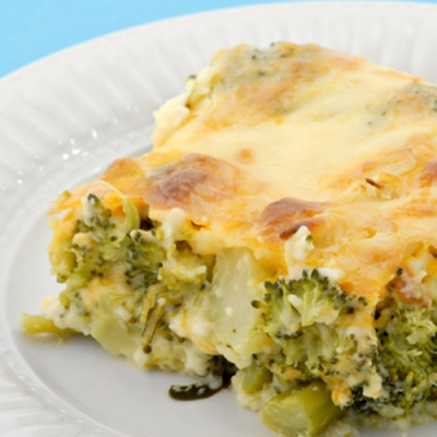 Broccoli al forno